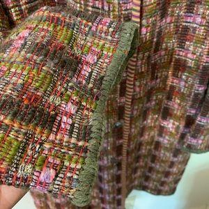 Missoni Jackets & Coats - M Missoni Metallic Knit Coat